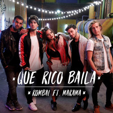 Rombai - QUÉ RICO BAILA - SINGLE