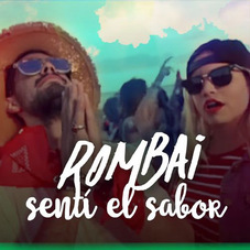 Rombai - SENTÍ EL SABOR - SINGLE