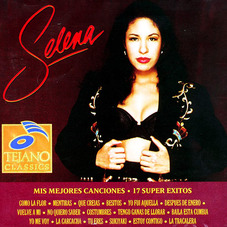 Selena - 17 SUPER EXITOS