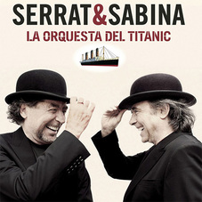 Tapa del CD LA ORQUESTA DEL TITANIC - Array