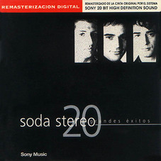 Soda Stereo - 20 GRANDES EXITOS CD II