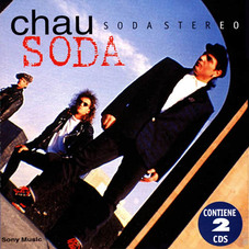 Soda Stereo - CHAU SODA  CD II