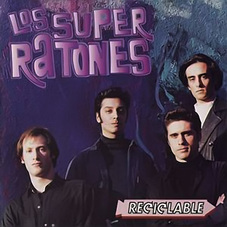 Super Ratones - RECICLABLE