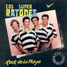 Super Ratones - ROCK DE LA PLAYA