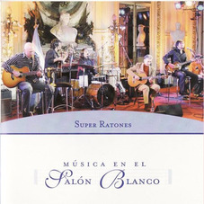 Super Ratones - SUPER RATONES EN EL SALON BLANCO - DVD