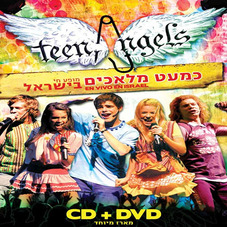 Teenangels - EN VIVO EN ISRAEL (CD+DVD)