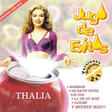 Thalía - JUGO DE EXITOS CD I