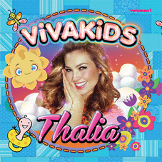 Thalía - VIVA KIDS VOL. 1 (CD+DVD)