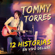 Tommy Torres - 12 HISTORIAS EN VIVO (CD+DVD)