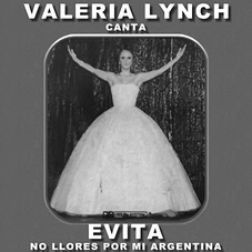 Valeria Lynch - VALERIA LYNCH CANTA EVITA