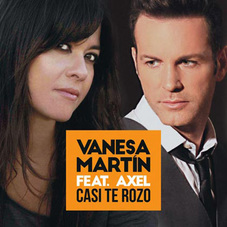 Vanesa Martín - CASI TE ROZO - SINGLE