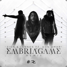 Zion Y Lennox - EMBRIÁGAME (REMIX) - SINGLE
